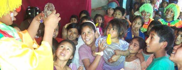Dia del niño en Alto Miraflores