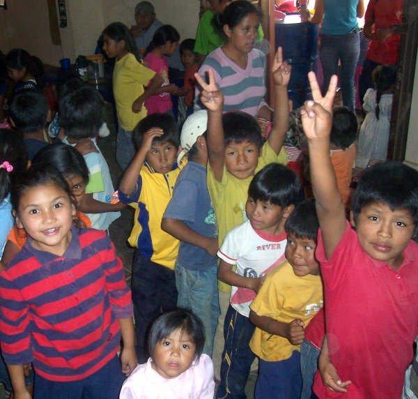 Dia del niño en Uspha Uspha