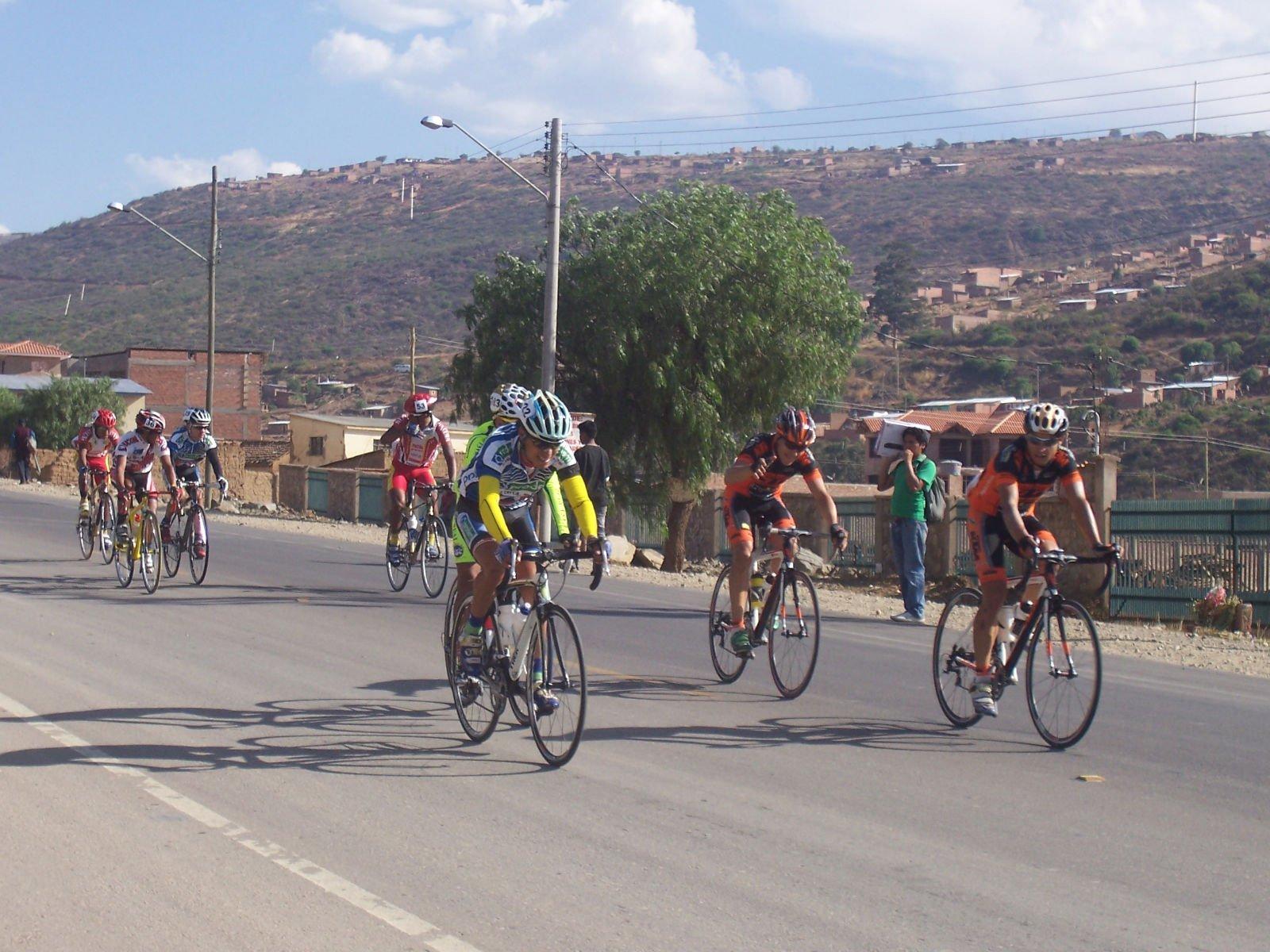 Tour de Bolivie